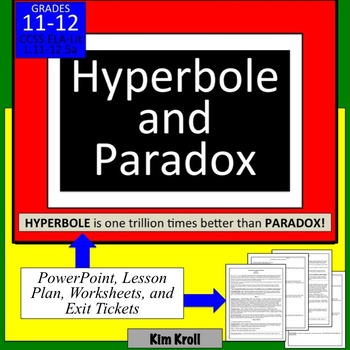Hyperbole and Paradox: Interpreting Figures of Speech for