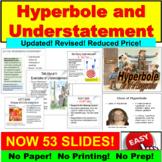 Hyperbole and Understatement Bundle