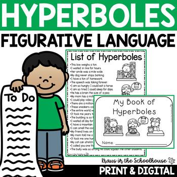 Hyperboles - Writing with Figurative Language