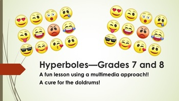 Hyperboles—Grades 7 and 8