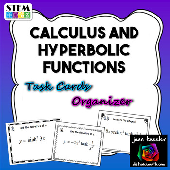 Hyperbolic Functions and Calculus