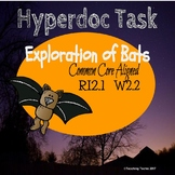 Hyperdoc: Exploration of Bats