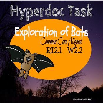 Hyperdoc: Exploration of Bats