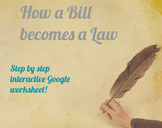 Hyperdoc: How a Bill Becomes a Law