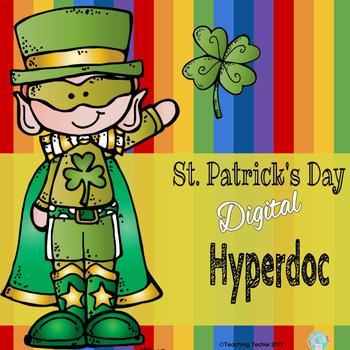 Hyperdoc St. Patrick's Day