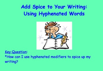 Hyphenated Words That Add Spice to Your Writing