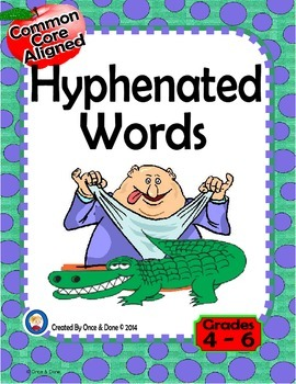 Hyphenated Words