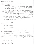 Hypothesis Testing and the Binomial Distribution Solutions