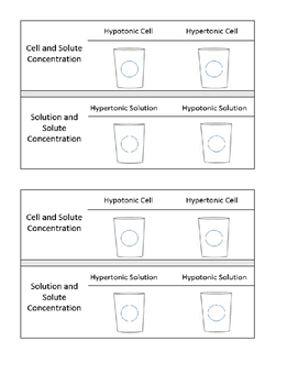 Hypotonic versus Hypertonic