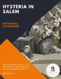 Hysteria in Salem