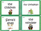 Hysterical Christmas Holidays Building Sentences Literacy Activtities and Craft