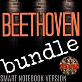 BEETHOVEN BUNDLE for SMART NOTEBOOK - Beethoven Games for Elementary Music