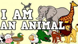 I AM AN ANIMAL! (video)