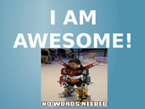 I AM AWESOME:  Start the New Year with Accentuating the POSITIVE