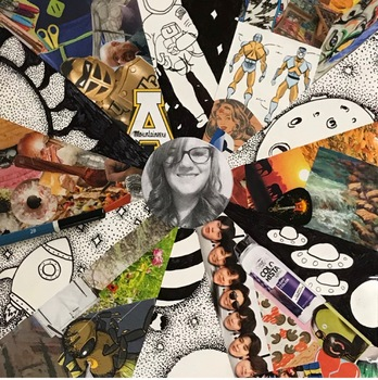 """Visual Autobiography - """"I AM"""" Boards"""