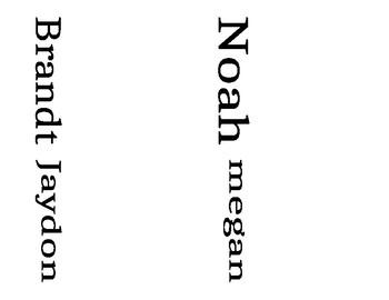I AM Bulletin Board Components