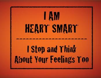 I AM HEART SMART Poster