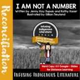 I AM NOT A NUMBER - First Nations' and Native American Literature