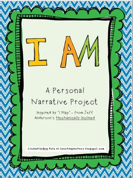 I AM Personal Narrative Project
