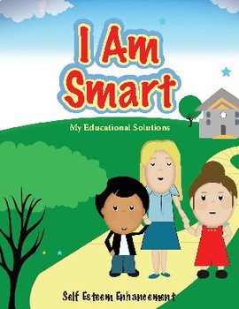 I AM SMART- Self Esteem Boosting Booklet