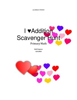 I  ♥  Addition