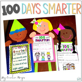 I Am 100 Days Smarter Craftivity for the 100th Day of School