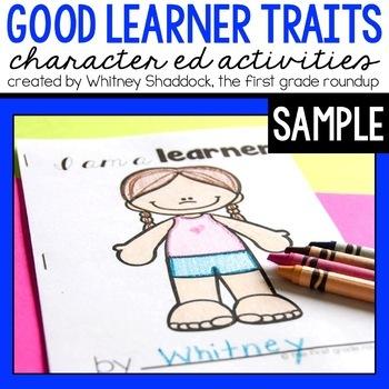 I Am A Learner FREEBIE