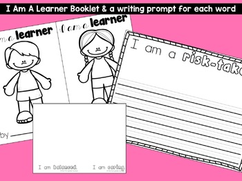 Learner Profile Posters and Activities