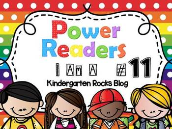 """I Am A"" Power Reader"
