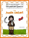 I Am Amelia Earhart: Text-Dependent Questions and more!