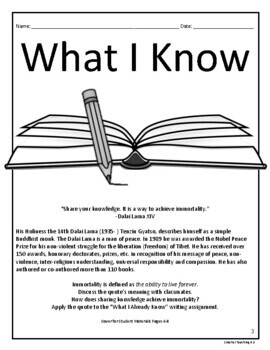 What I Know: Writing Nonfiction Chapters