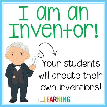 I Am An Inventor! - Complete Student Project