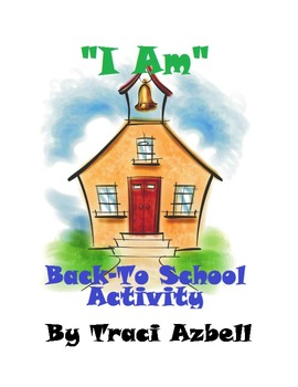 """""""I Am"""" Back-to-School, Creative Project Options: Learn about your students"""