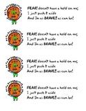 I Am Brave chants