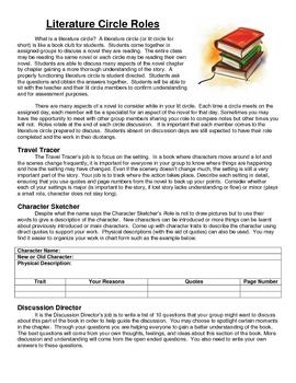 I Am David Novel Study and Literature Circles Introduction