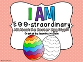 I Am Egg-straordinary! All About Me Easter Egg Glyph