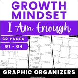 I Am Enough by Grace Byers: Social & Emotional Graphic Organizers
