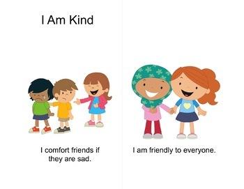 Early Reader for Kindness: I Am Kind