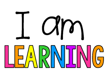 I Am Learning Statement Headers