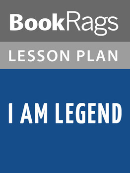 I Am Legend Lesson Plans