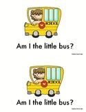 I Am Little Emergent Reader