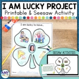 I Am Lucky Family Project and Seesaw Activity | St. Patric