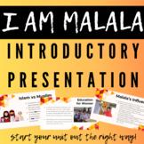 | NONFICTION STUDY | I Am Malala Introductory Unit Presentation
