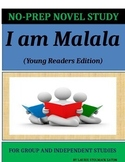 I Am Malala (young readers edition) by Malala Yousafzai - No-Prep Novel Study