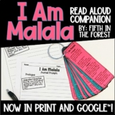 I Am Malala Young Readers Edition Read Aloud Companion