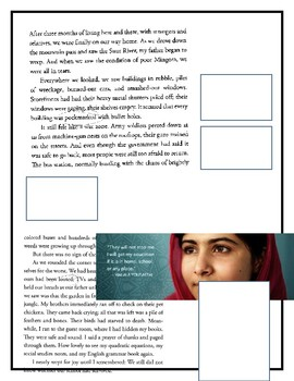 I Am Malala - Young Reader's Edition - Lesson 9