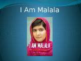 I Am Malala powerpoint