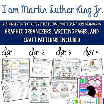 I am martin luther king jr interactive read aloud lesson plans and i am martin luther king jr interactive read aloud lesson plans and activities ibookread Read Online