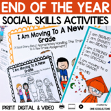 Social Story Moving To A New Grade