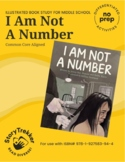 I Am Not a Number - Book Study and Reading Road Map
